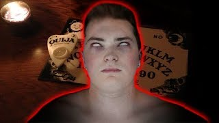 DO NOT PLAY WITH A OUIJA BOARD! THIS IS WHY...