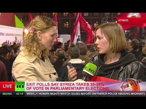 Radical-leftist Syriza party wins elections in Greece