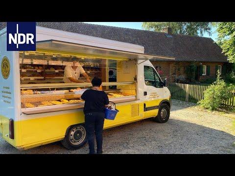 Übers Land - Auf Verkaufstour mit rollenden Geschäften | die nordstory | NDR