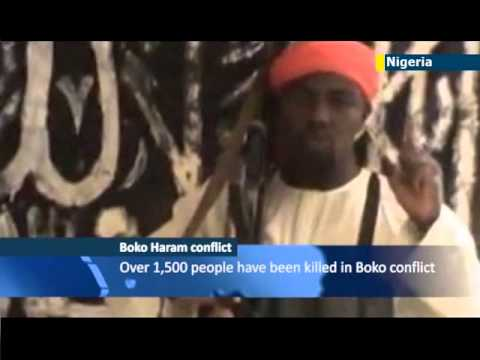 Wole Soyinka: Nigeria at war with Boko Haram
