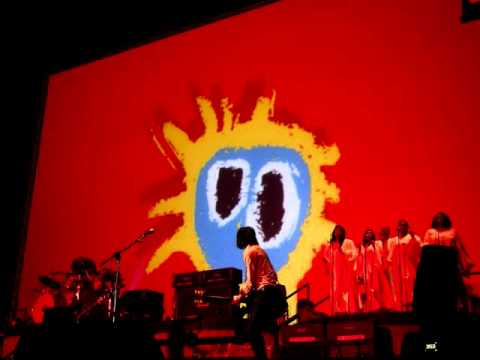 Primal Scream - Higher Than The Sun (HQ)