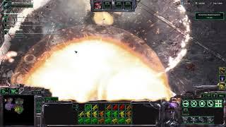 StarCraft II - Cradle of Death - Co-op Campaign