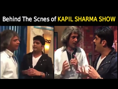 Behind The Scenes of The Kapil Sharma Show | Making fun of Dr Mashoor Gulat thumbnail