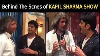 Behind The Scenes of The Kapil Sharma Show | Making fun of Dr Mashoor Gulat