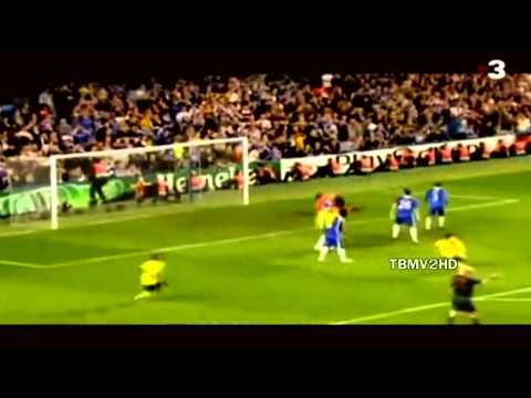 Iniesta Goal Vs Chelsea | Champions League | 08 09 video