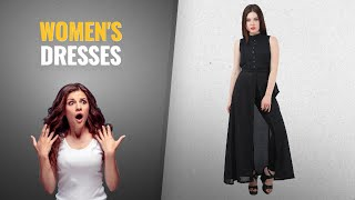Top 10 Women's Dresses / Countdown To Valentine's Day 2019! | Valentines Gift Ideas 2019