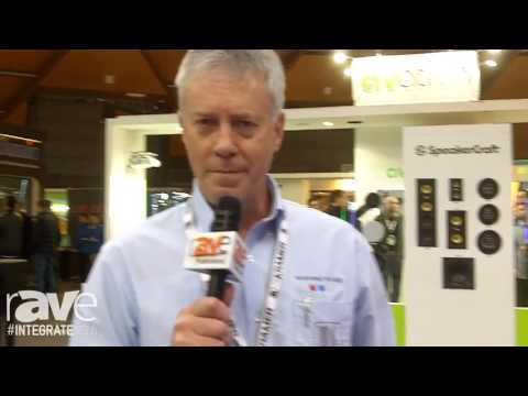 Integrate 2016: Kramer Showcases Its VCO-16 HDMI Distribution Amplifier with Video Overlay Capabilities