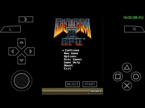[Android][ARMV7][PSPKVM] PPSSPP Pre v1.2 (v1.1.1-103) - Doom RPG 2
