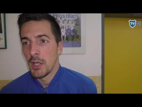 FNL: rozhovor se Štefanem Pekárem po utkání v Prostějově (2:0)