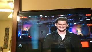 """Michael Lee Batttles Joey. Green - To Bonnie Ratts- Performance- Thing Called Love """" - The Voice Se"""