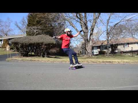Longboarding: A Perry Middy Day