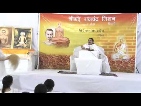 Shri Bhaktamar Stotra Gatha-30 31 Vivechan (Hindi) - Ben Sri...