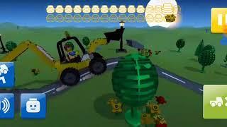 Lego săn su tim đô ghep hinh