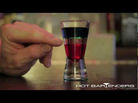 How To Make a Bob Marley Shot