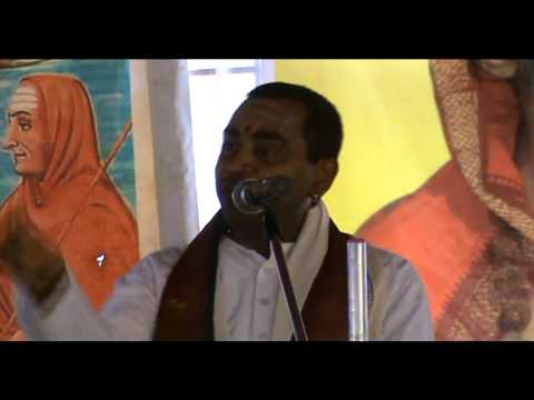 Sivananda Lahari, Soundarya Lahari And Advaitham Samavedam Shanmukha Sarma Part 1 video