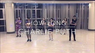 Download Lagu How Long - Charlie Puth | Zumba Class by Zin Mart Gratis STAFABAND