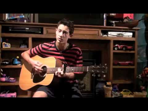 cover why not me  Enrique Iglesias acoustic guitar