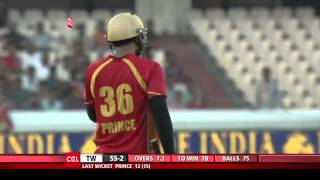 CCL 5 Final Telugu Warriors Vs Chennai Rhinos 2nd Innings Part 2/4