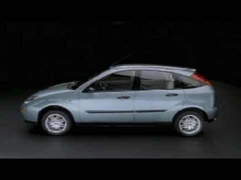 Ford Focus MK1 1998 - New Edge Design - Estilo / Style