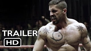 Boyka: Undisputed 4 Official Trailer #1 (2017) Scott Adkins Action Movie HD