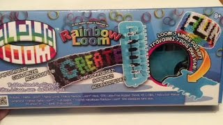 Обзор набора ALPHA LOOM /Альфа Лум/ Alpha Loom Review, Rainbow Loom Russia