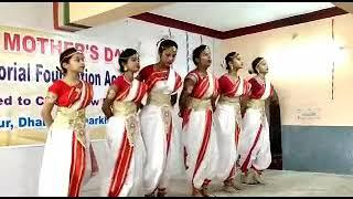 धनबाद : मदर्स डे पर द्वारिका मेमोरियल फाउंडेशन में हुआ नृत्य संगीत का आयोजन
