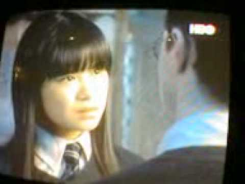 Harry And Cho Kissing Scene .3gp video