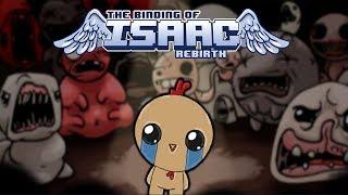 The Binding of Isaac Rebirth - Nostalgický Letsplay - Nakashi