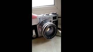 Kiev 4A type-A rangefinder 35mm manual film camera & Jupiter 8 lens  1