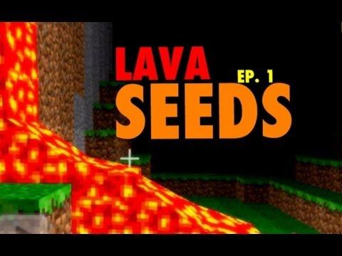 Minecraft PE - Lava Seeds