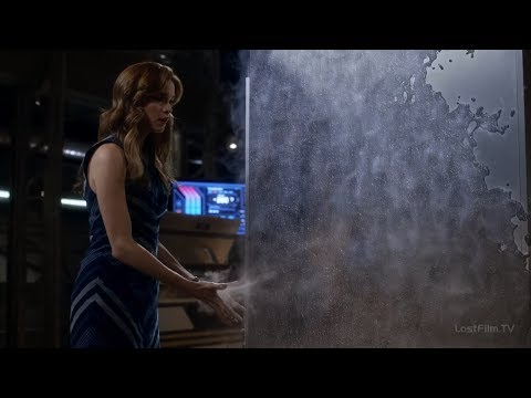 Кейтлин использует силы Киллер Фрост и спасает Барри | Флэш (3 сезон 4 серия)