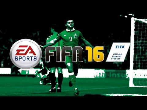 FIFA 16 | Shane Long Goal Remake Vs Germany
