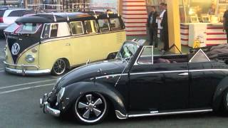 Many Vintage Beetle Convertible