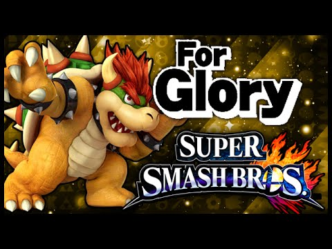 Super Smash Bros. for 3DS - For Glory! (Bowser)