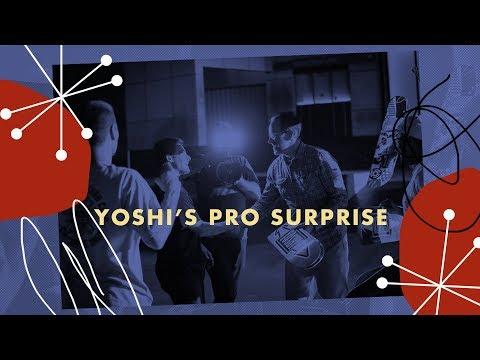 Yoshi Tanenbaum's Pro Surprise