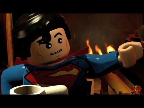 Comic Con 2014 Trailers: LEGO Batman 3 Beyond Gotham Trailer 【HD】