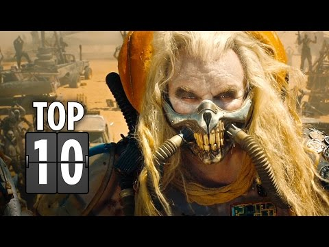 Top Ten Trailers of 2014 - Movie HD