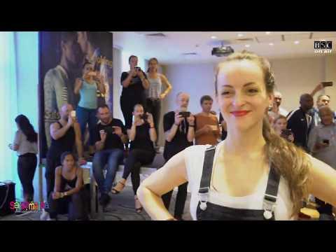 Berlin Salsa Congress Workshops (Mix Video)