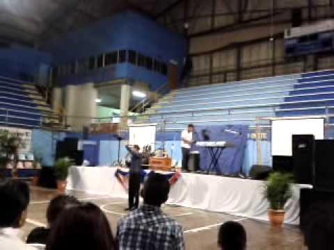 Pastor Hugo Aguilar Luna Convención Iglesia Cuadrangular 2013 Costa Rica