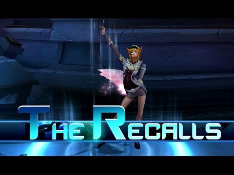 League Of Legends   The Recalls  All Recall Animations June 2014 Update