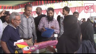 SCIENCE EXBHITION FAIR 2019 BY THE STUDENTS OF INDIAN ISLAMIC SCHOOL
