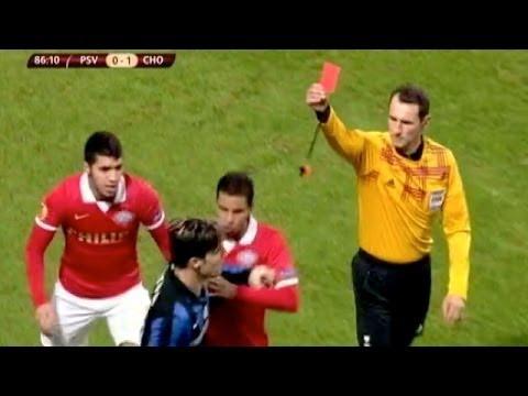 Лига Европы. ПСВ - Черноморец. Обзор | Великий футбол