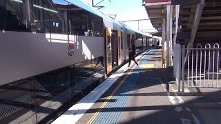 Ghost Trains - Sydney Trains from Ashfield to Redfern Railway Stations