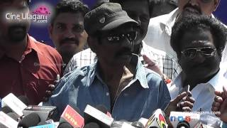 Goundamani Funny Speech on Rajinikanth & Kamal Haasan's Comments on Nadigar