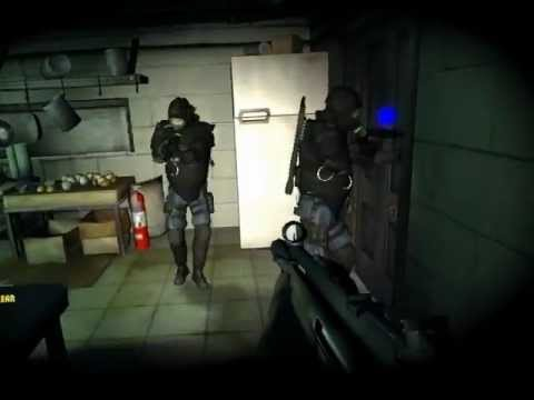 GAMEPLAY de  Swat4 fase1.