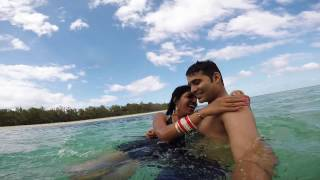 Mauritius| Honeymoon | 2016| Go Pro Hero 4|