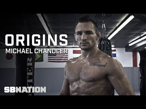 How Michael Chandler became a two-time MMA champion - Origins, Episode 17