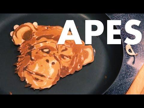 PANCAKE APES!
