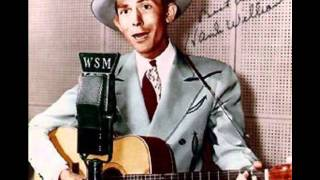 Watch Hank Williams Theres A Tear In My Beer video