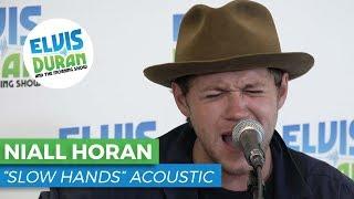 "download lagu Niall Horan - ""slow Hands"" Acoustic  Elvis Duran gratis"